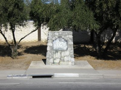 New Almaden Quicksilver Mine Marker image. Click for full size.