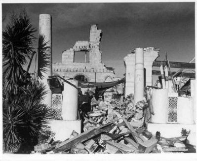 Nansemond Hotel Ruins image. Click for full size.