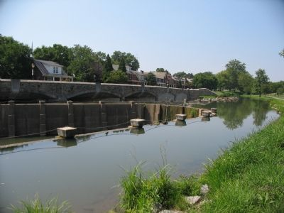 Carroll Creek image. Click for full size.