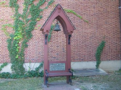 School Bell image. Click for full size.