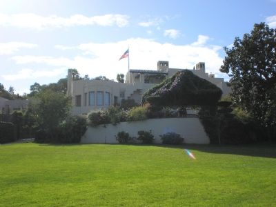The Lou Henry Hoover House image. Click for full size.