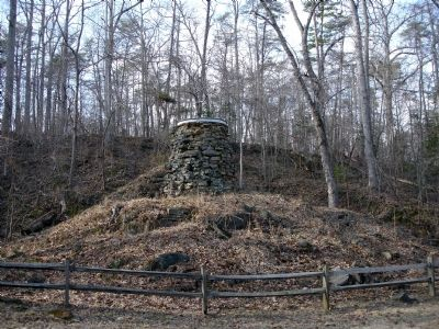 Catharine Furnace Site image. Click for full size.