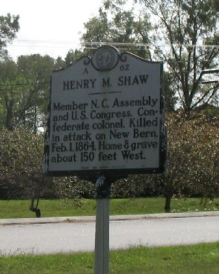 Henry M. Shaw Marker image. Click for full size.