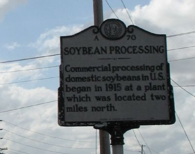 Soybean Processing Marker image. Click for full size.