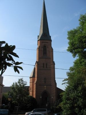 All Saints Episcopal Church image. Click for full size.