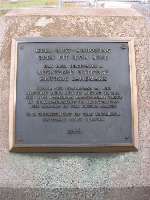 Nearby Plaque