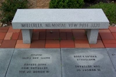 Millcreek Memorial VFW Post 3320 image. Click for full size.