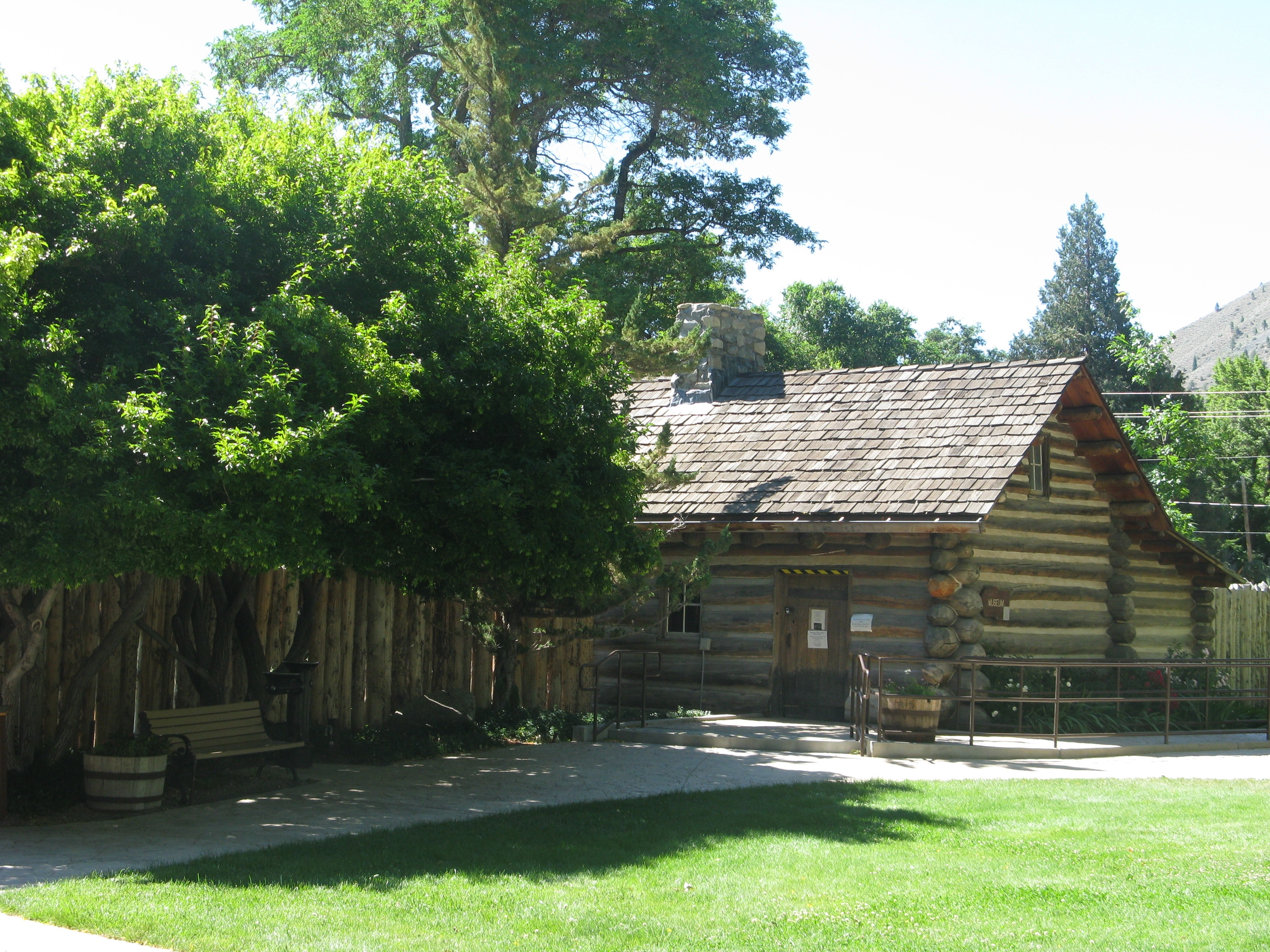 Mormon Station Trading Post