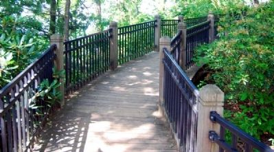 Walkway Leading to Overlook image. Click for full size.