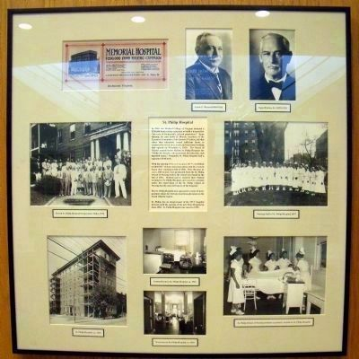 St. Philip Hospital Display image. Click for full size.