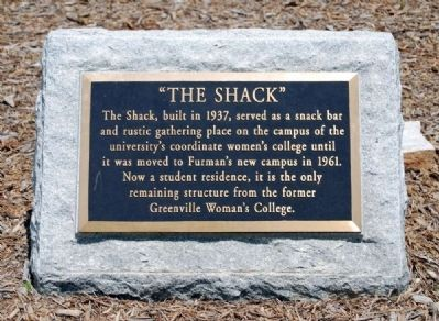 """The Shack"" Marker image. Click for full size."