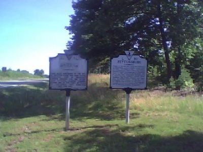 Markham Marker image. Click for full size.