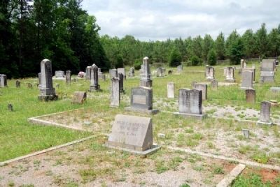 Gilgal United Methodist Church Cemetery image. Click for full size.