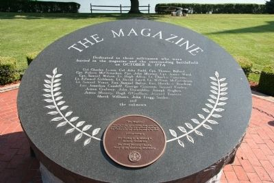 The Magazine Marker image. Click for full size.