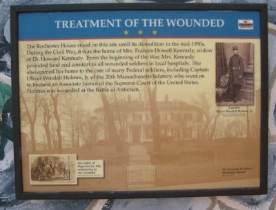 Treatment of the Wounded Marker image. Click for full size.