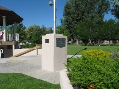 Douglas County World War II Memorial image. Click for full size.