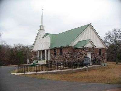 Modern Shiloh Church image. Click for full size.