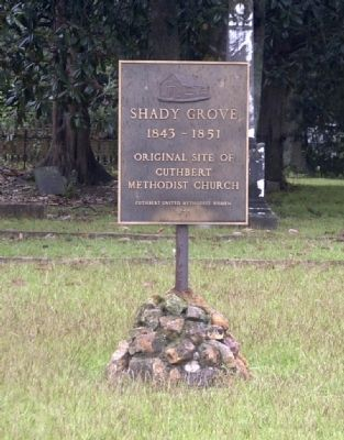 Shady Grove Marker image. Click for full size.