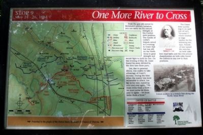 One More River to Cross Marker image. Click for full size.