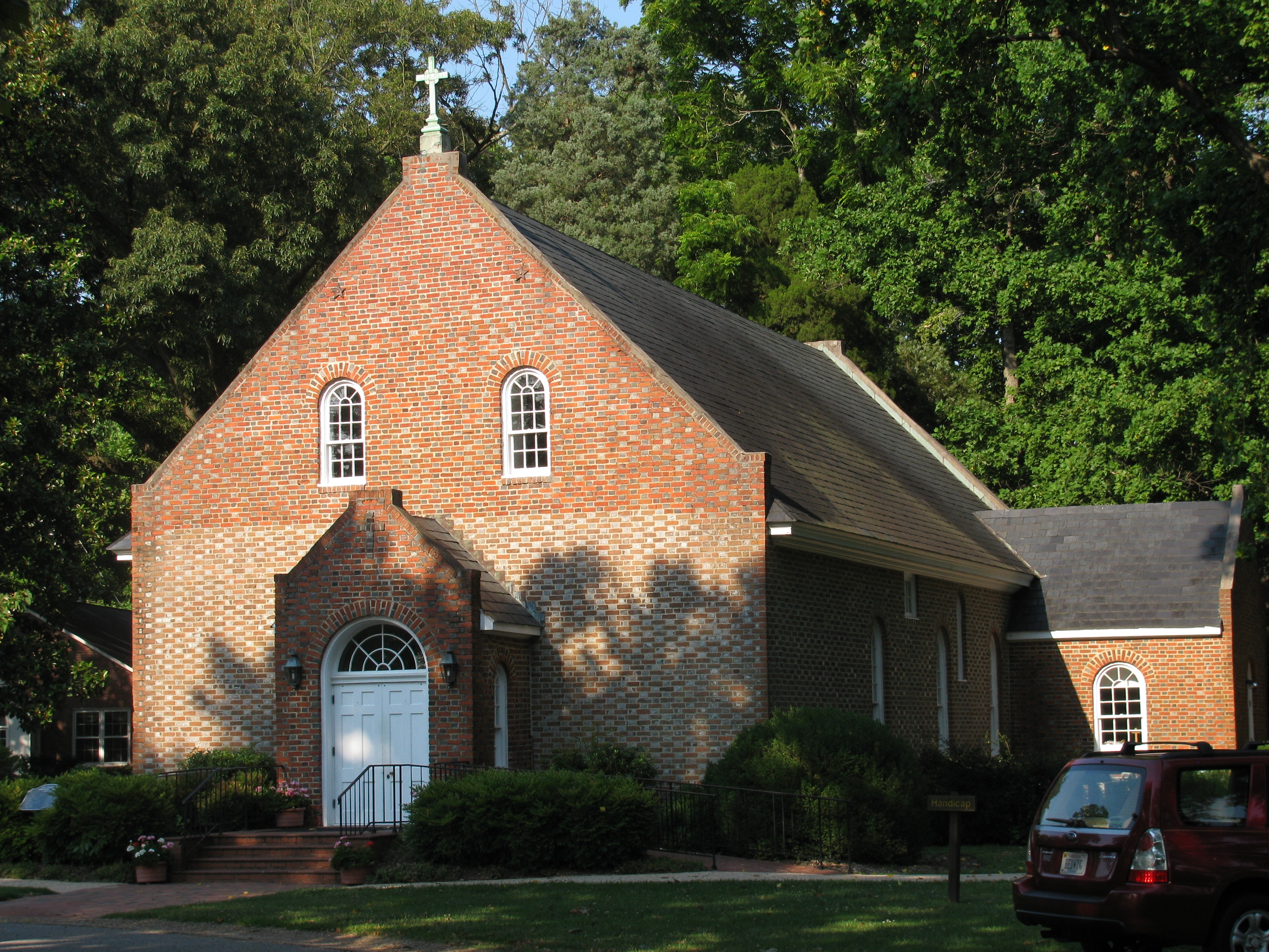 Old Donation Episcopal Church