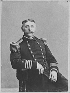 Captain C. V. Gridley image. Click for more information.