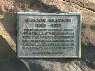 Wilson Shannon 1802–1877 image. Click for full size.
