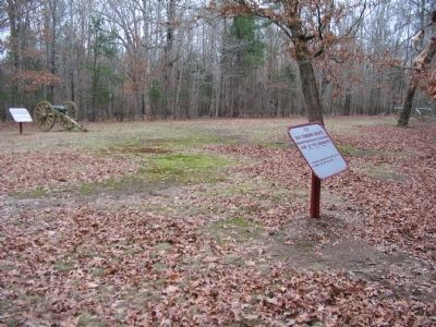154th Tennessee Infantry Position image. Click for full size.