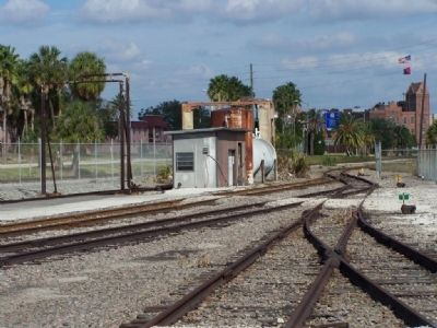 Tampa Union Station track array image. Click for full size.