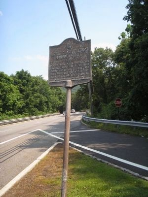 Marker on Route 23 image. Click for full size.