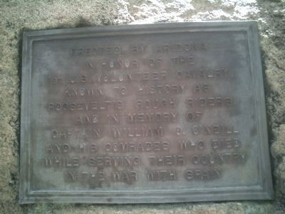 Plaque Located on Right Side of Monument image. Click for full size.