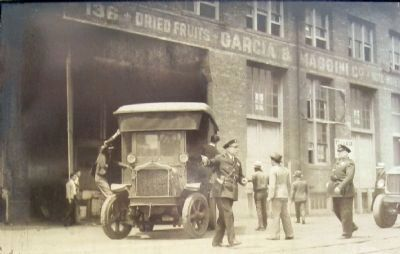 Garcia and Maggini Warehouse - July 3, 1934 image. Click for full size.