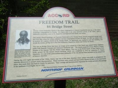84 Bridge Street Marker image. Click for full size.