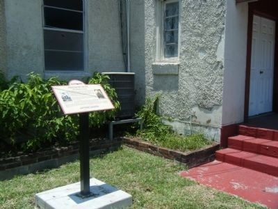 222 Riberia Street Marker image. Click for full size.