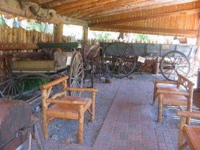 Wagon Shed image. Click for full size.