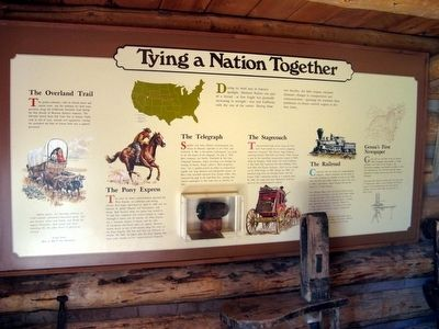 Tying a Nation Together image. Click for full size.
