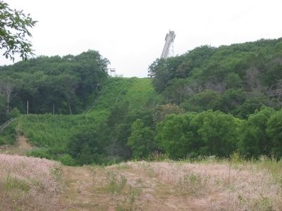 Silver Mine Ski Jump image. Click for full size.