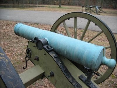 12-pdr Field Howitzer Model 1841 image. Click for full size.