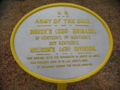 Bruce's Brigade Tablet image. Click for full size.