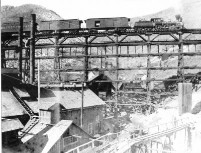 The Crown Point Trestle image. Click for more information.