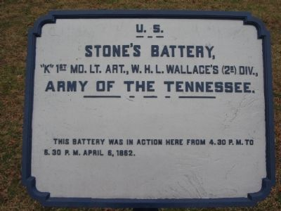 Stone's Battery Tablet image. Click for full size.