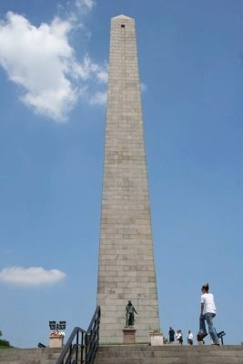 Bunker Hill Monument image. Click for full size.