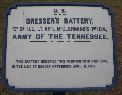 Dresser's Battery Tablet image. Click for full size.