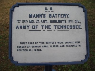 Mann's Battery Tablet image. Click for full size.