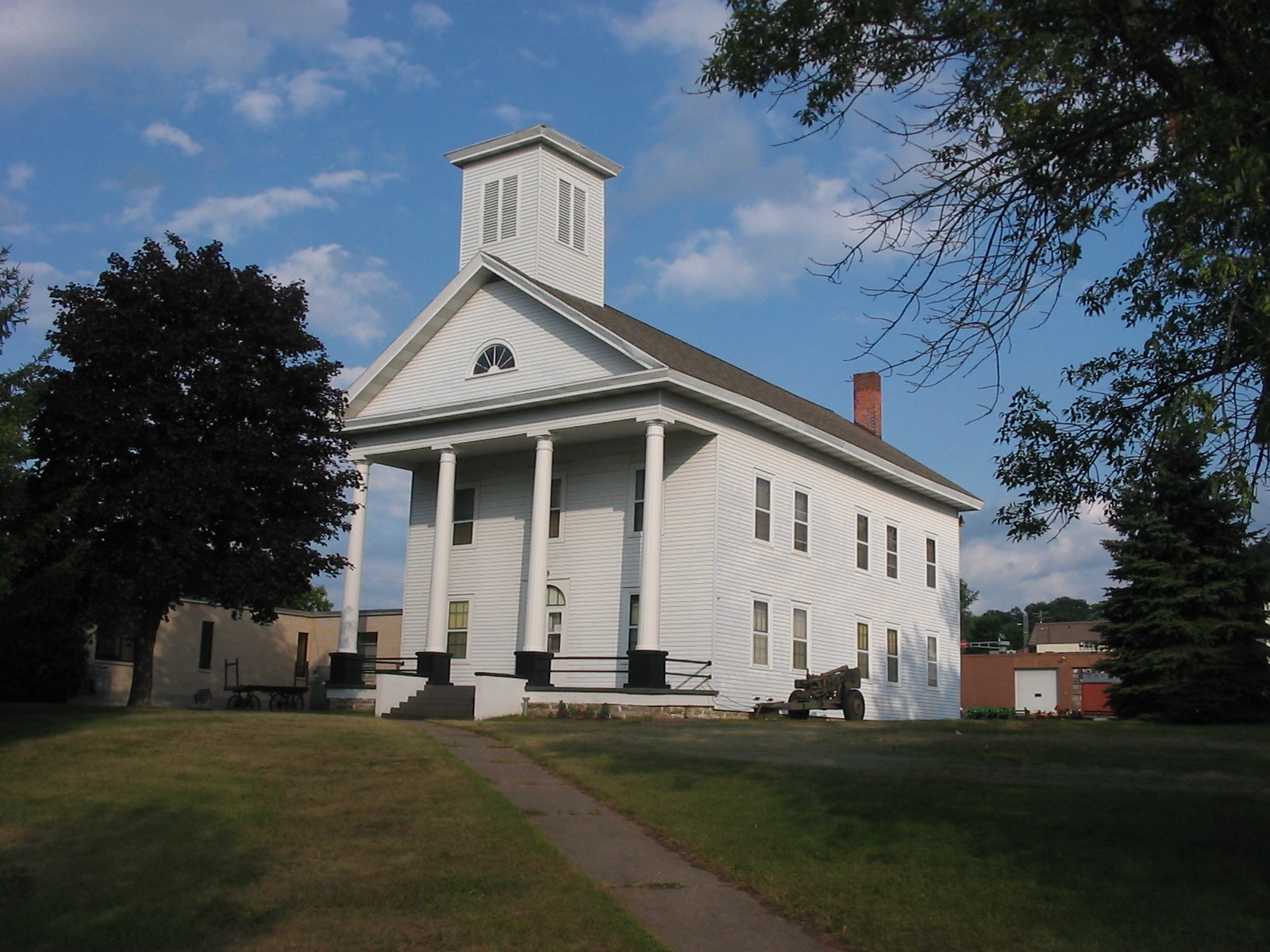 Old Pepin County Courthouse
