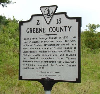 Greene County Face of Marker image. Click for full size.