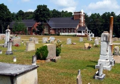 St. Peter Lutheran Church and Cemetery image. Click for full size.
