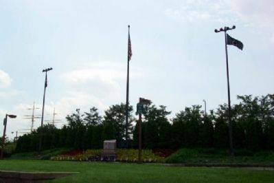Purple Heart Memorial image. Click for full size.