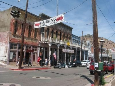 C Street (The Main Street of Virginia City) - General View image. Click for full size.