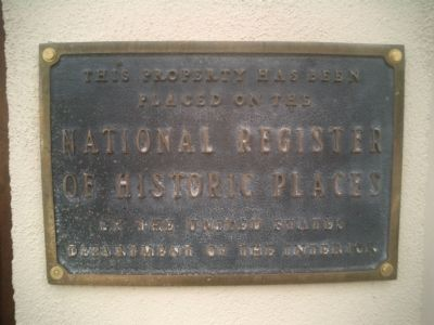 Knights of Pythias Building National Register Marker image. Click for full size.