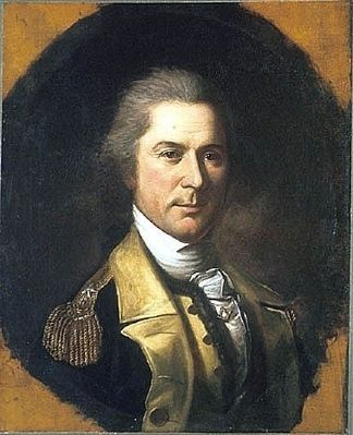 Brig. Gen. Otho H. Williams<br>1749-1794 image. Click for full size.